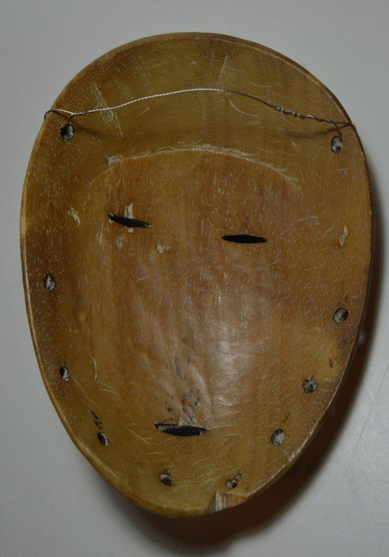 A Lega Bwami Society African Mask - 4