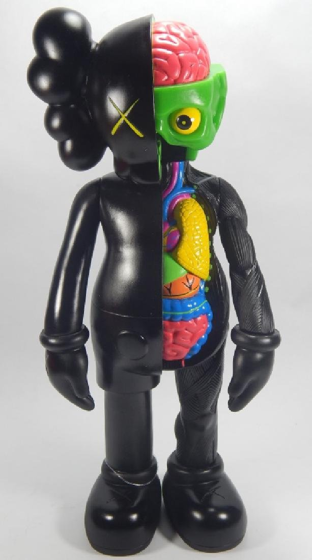 ORIGINAL FAKE DISSECTED FIGURE - Business invoice templates free kaws online store
