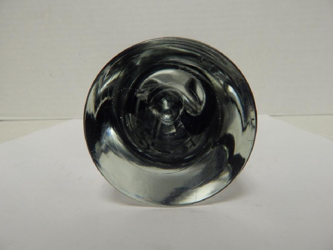 MURANO ITALIAN ART GLASS CHINESE FIGURE - 3