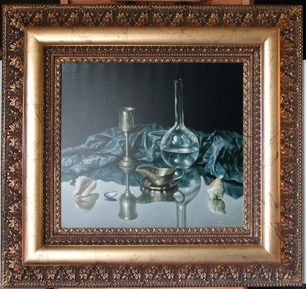 """6: """"Objects on the Mirror"""" Vitally Grigoryev (Russian,"""