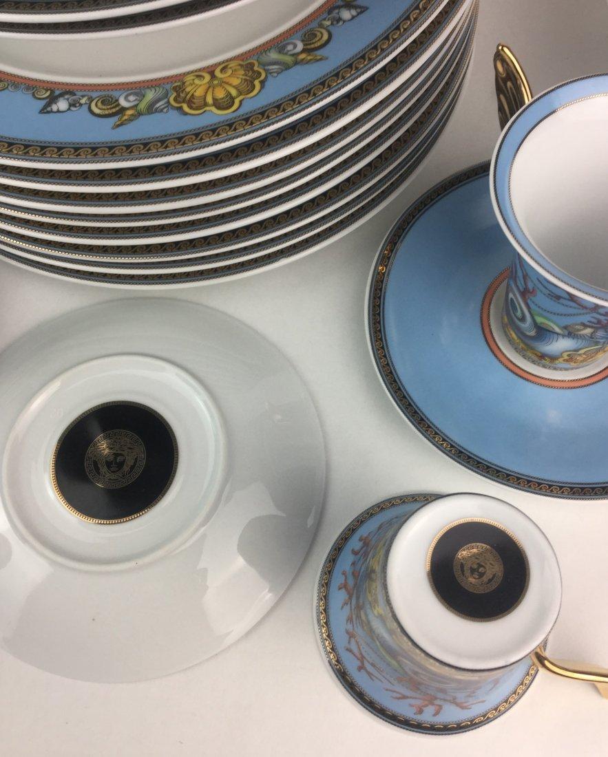 Fabulous VERSACE Les Tresors De La Mer Fine Porcelain - 2