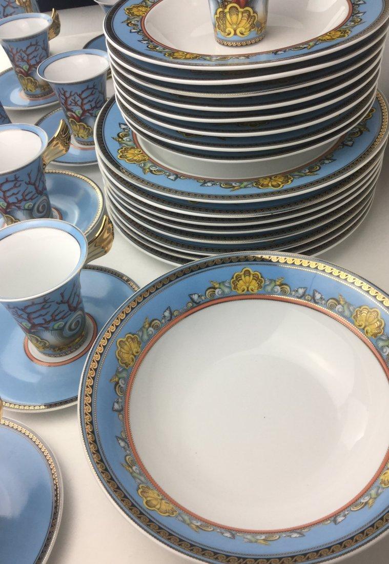 Fabulous VERSACE Les Tresors De La Mer Fine Porcelain - 3