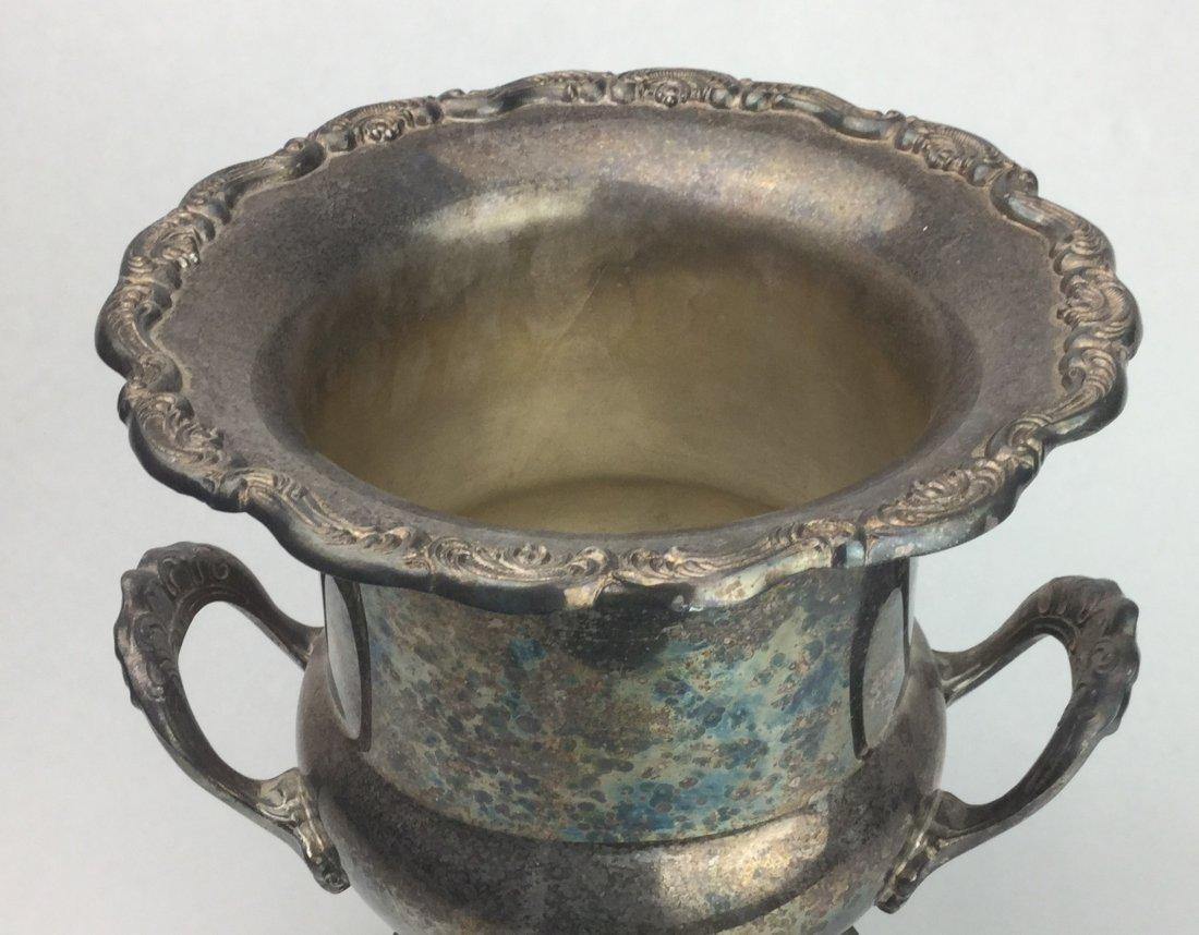 Fabulous Gorham Silver Vintage Ice Bucket - 2