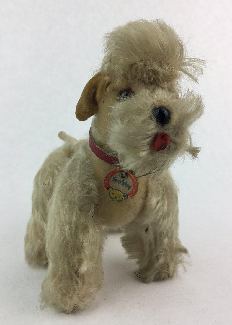 Vintage Steiff Poodle Snobby