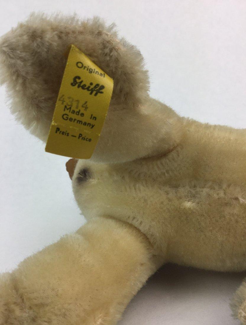 Vintage Steiff Poodle Snobby - 2