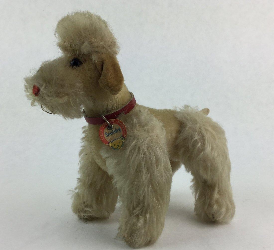 Vintage Steiff Poodle Snobby - 3