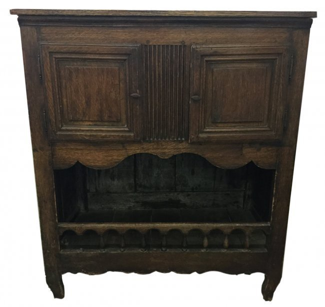 1700's French Liquor Cabinet