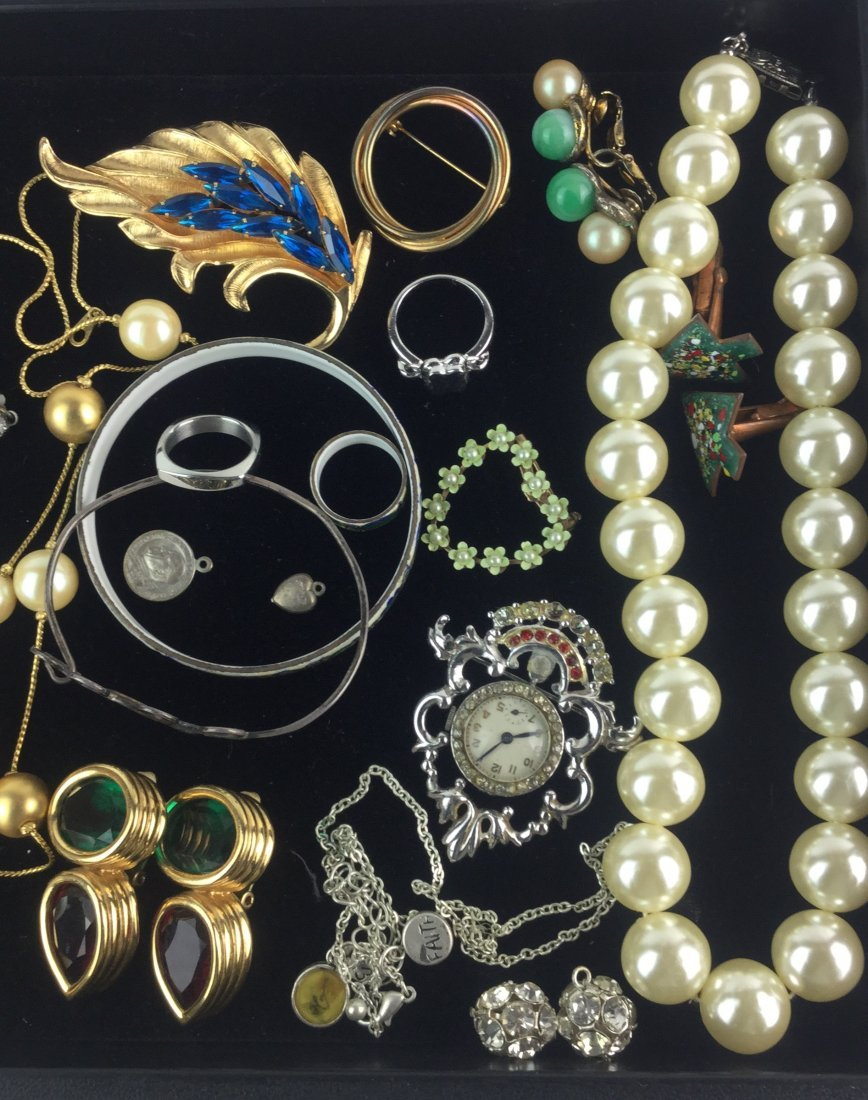 Vintage Estate Jewelry Collection - 2
