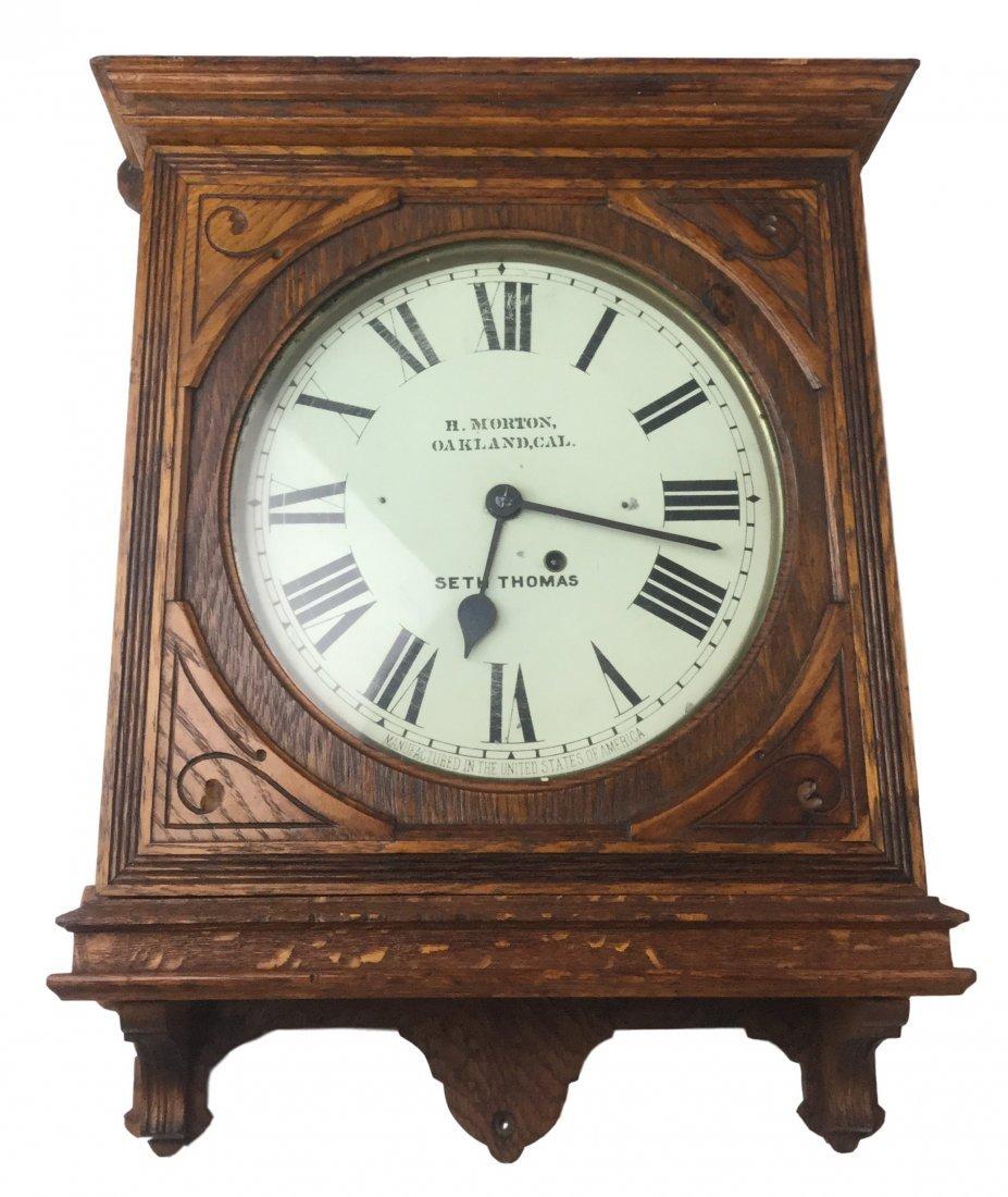 SETH THOMAS Okland Clock circa 1920s