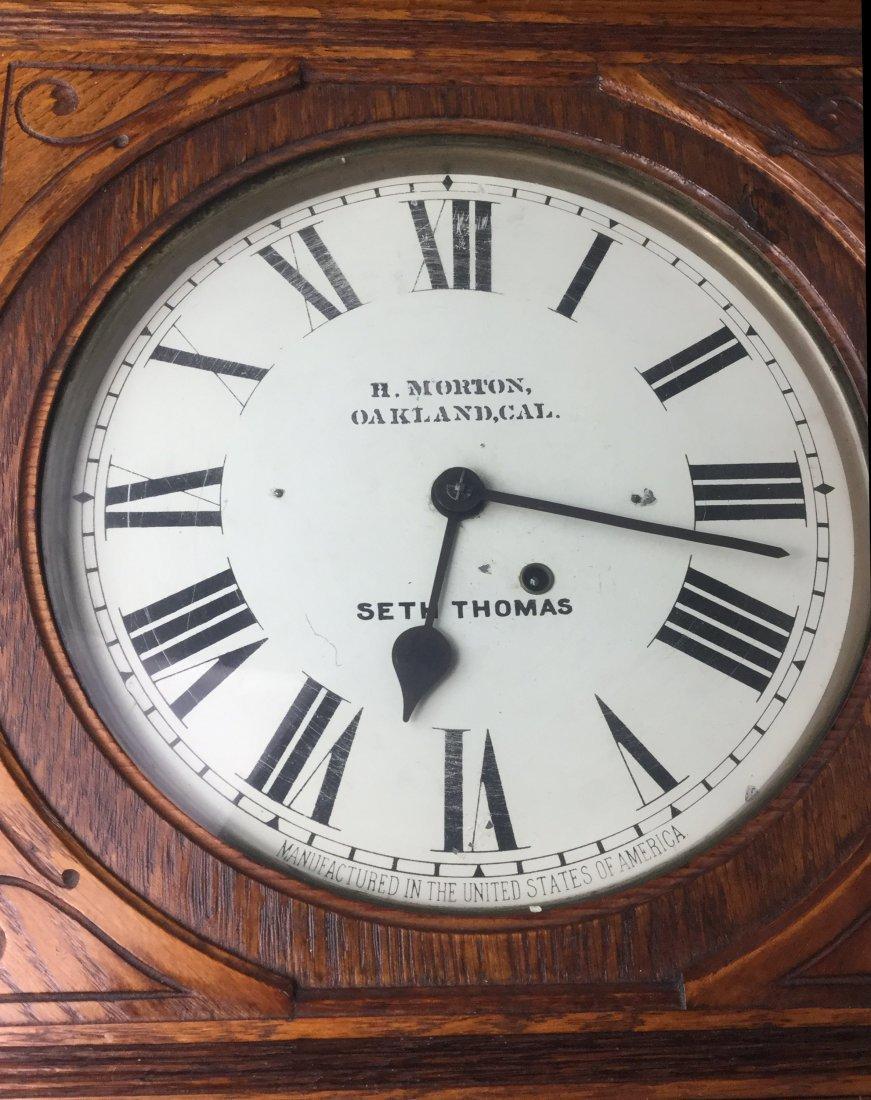 SETH THOMAS Okland Clock circa 1920s - 2