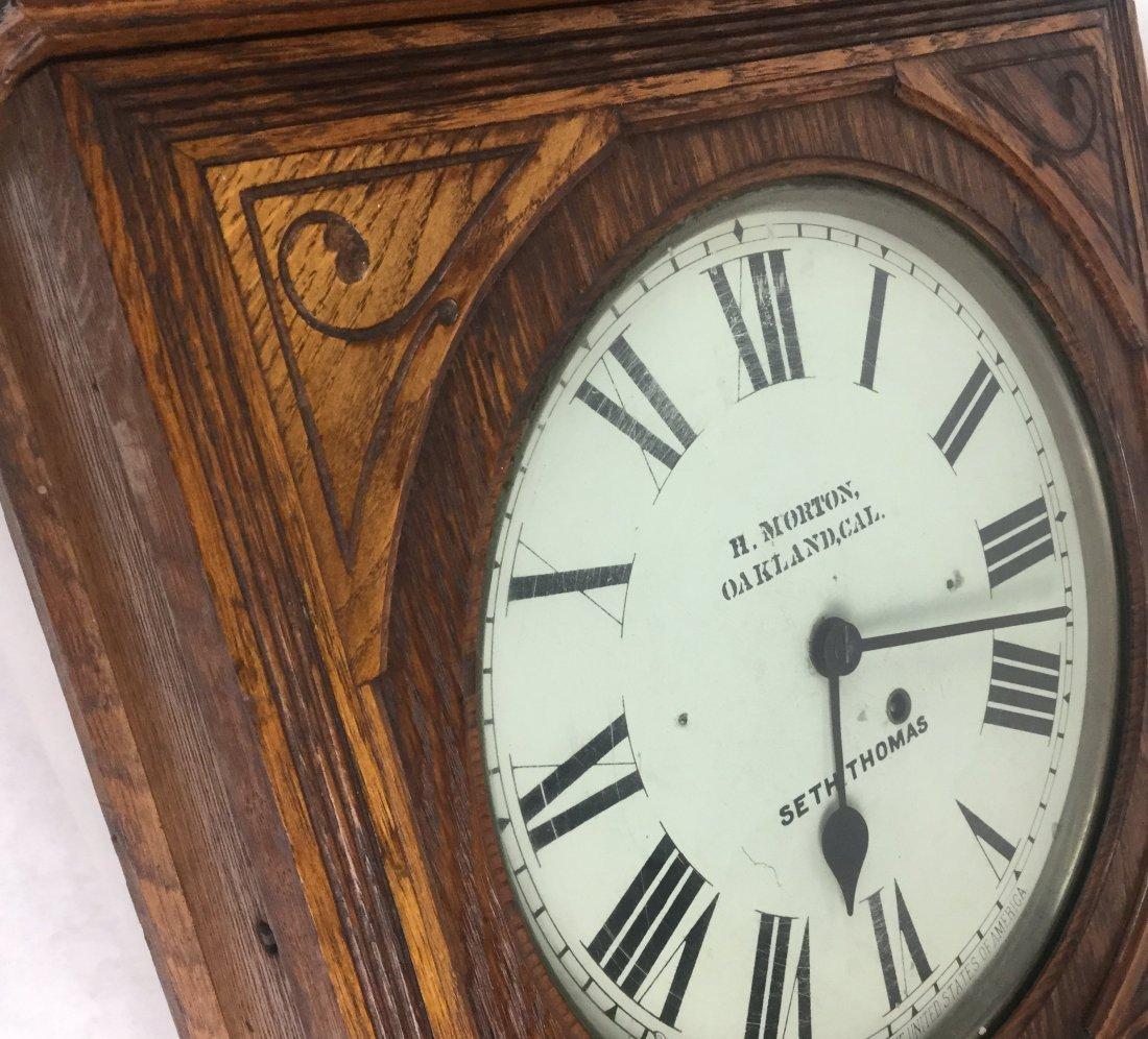 SETH THOMAS Okland Clock circa 1920s - 3