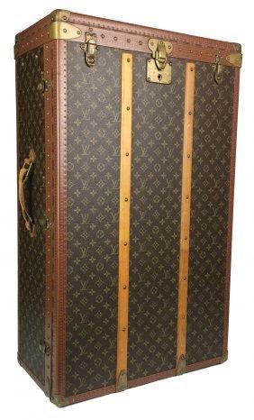 Louis Vuitton Travel Trunk
