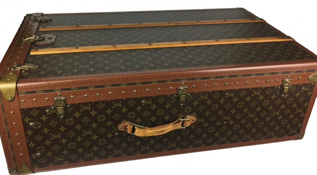 Louis Vuitton Travel Trunk - 2