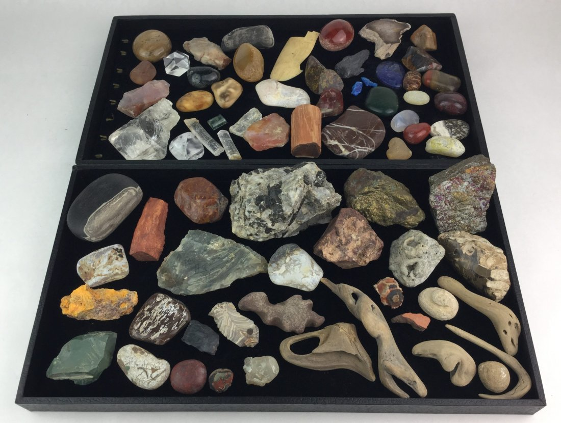 Amazing Rock & Mineral Collection