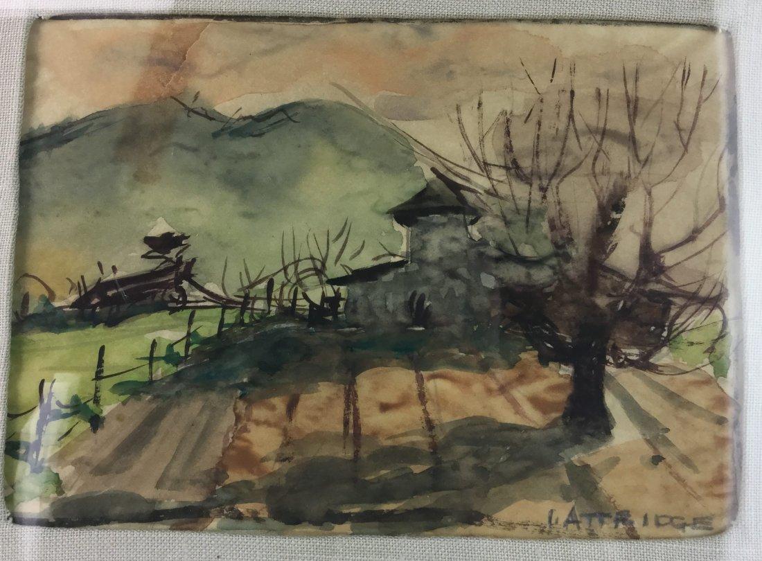Clarence Attridge (1907-1992) - 2