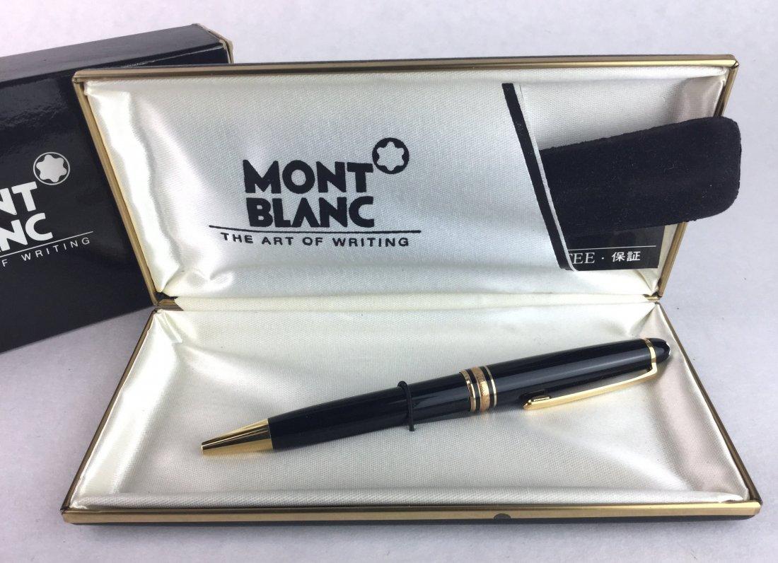 Mont Blanc Meisterstuck Ballpoint Pen