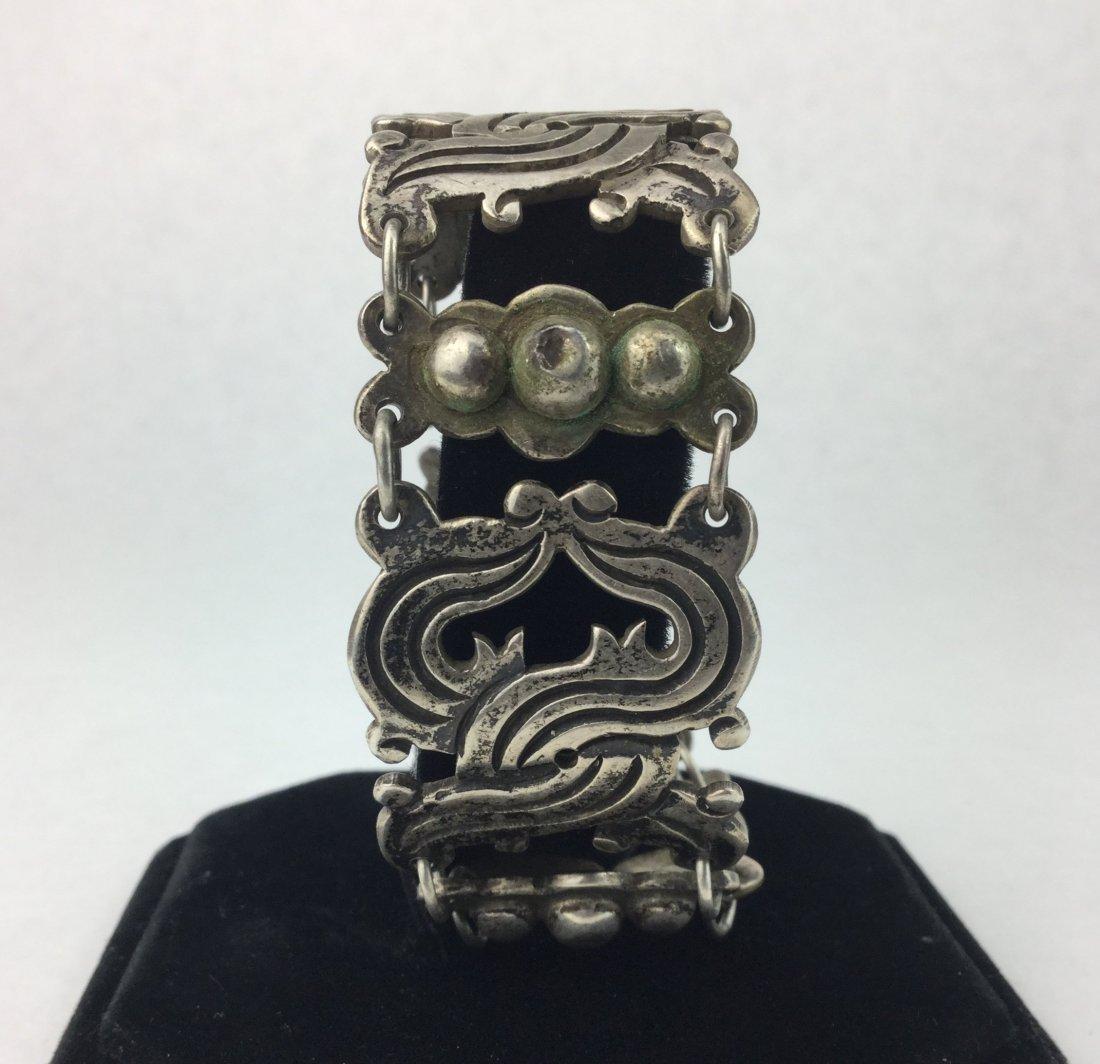 Fabulous Sterling Silver Bracelet