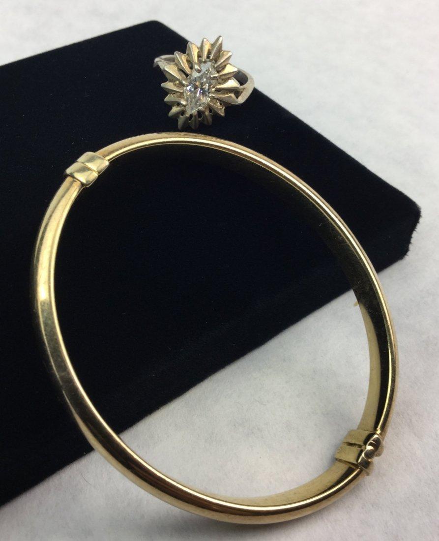 925 Italy Bracelet & Sterling KABANA Ring