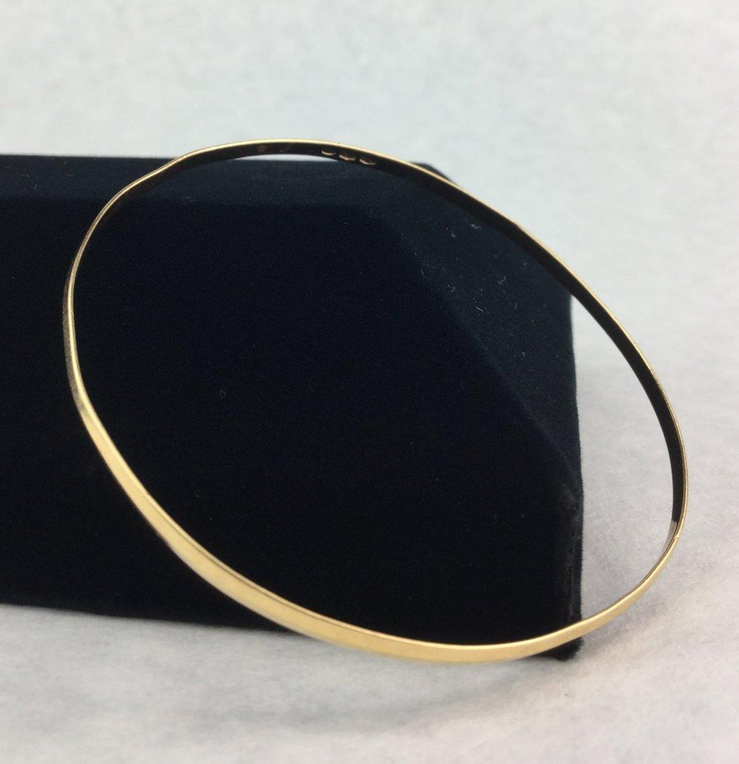 18KT GOLD Bracelet 5.5 grams - 2