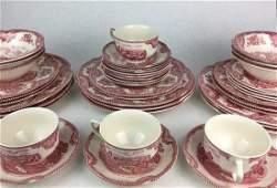 Johnson Bros English Porcelain Collection