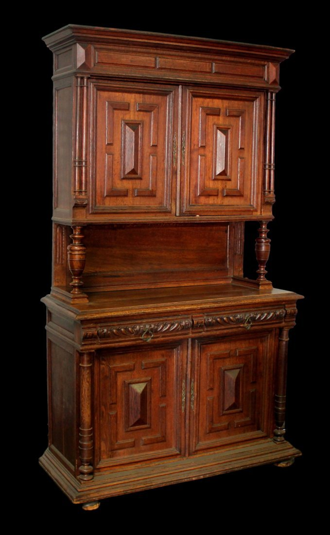Late 1800's Hunters Cabinet