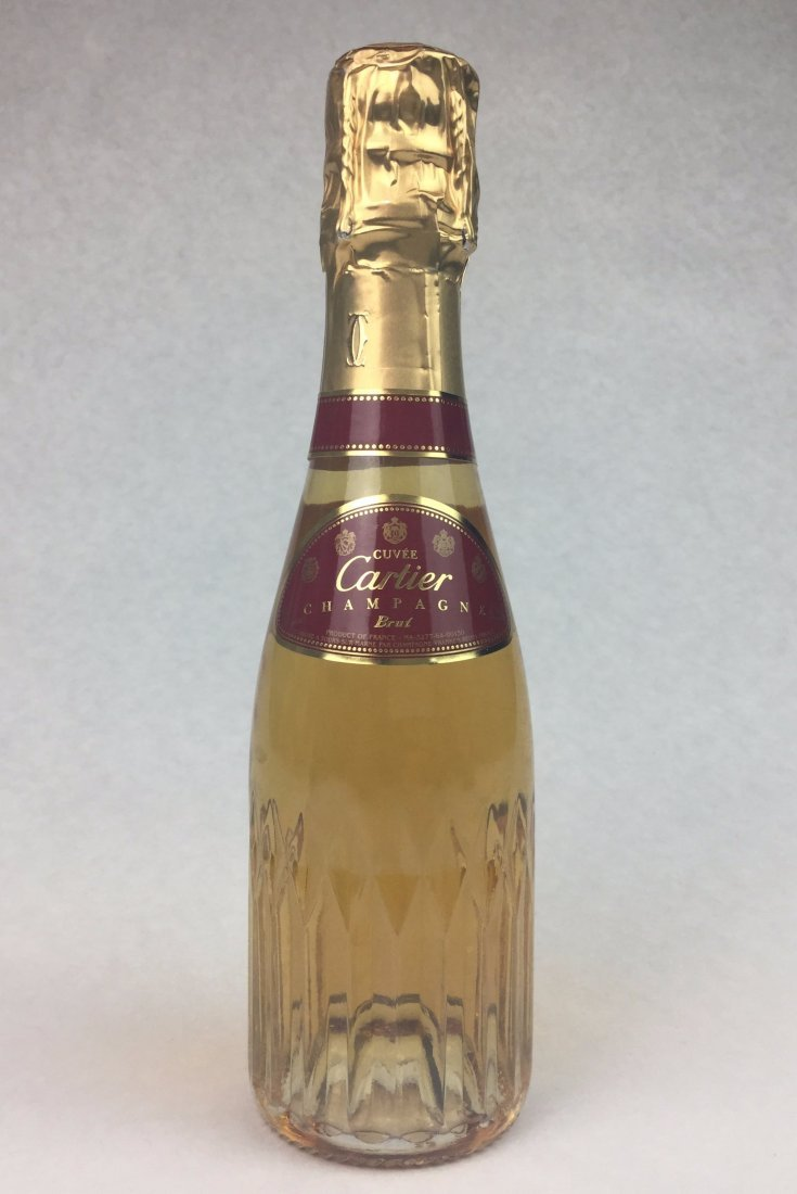 CARTIER Cuvee Champagne