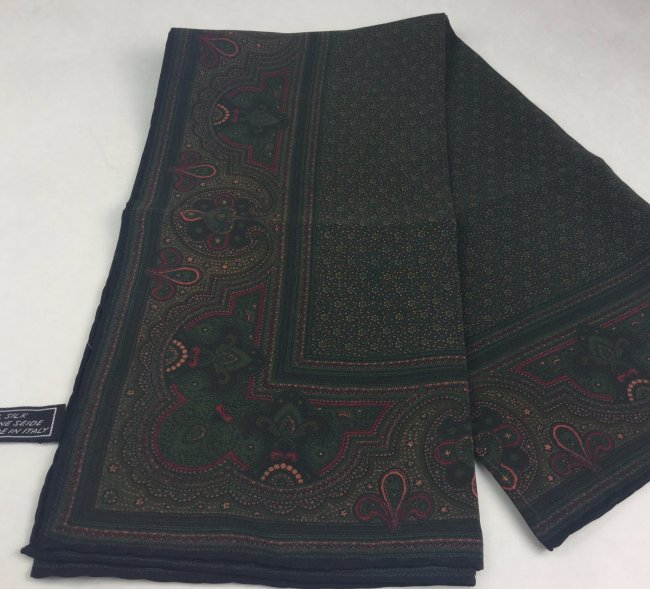 Gorgeous Italian Silk Scarf