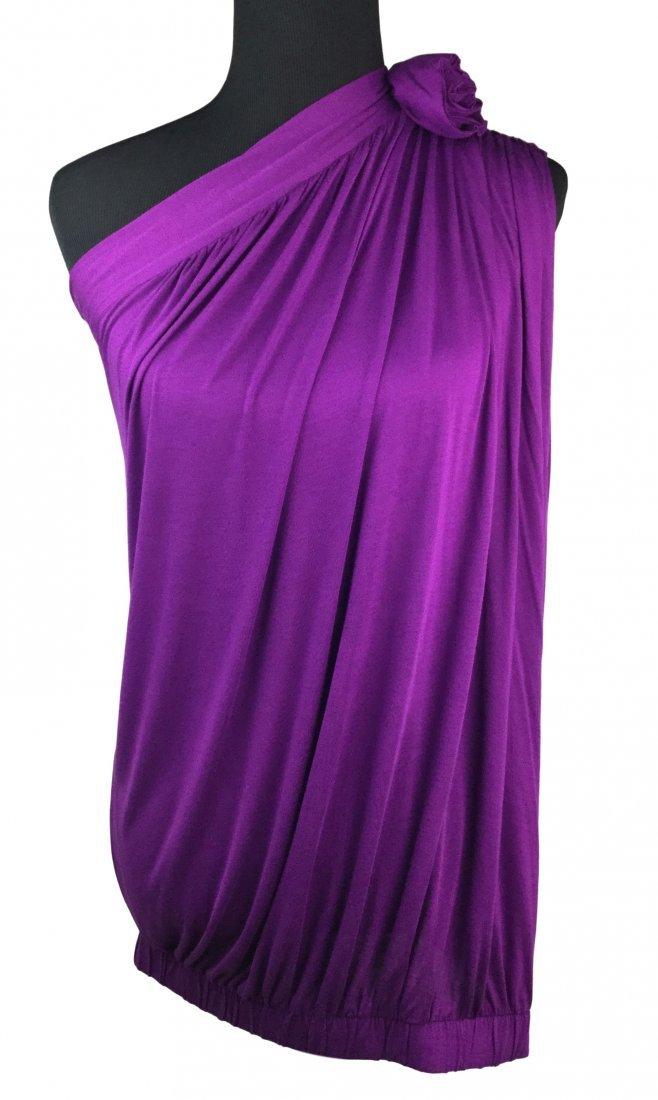 Missoni Purple Blouse