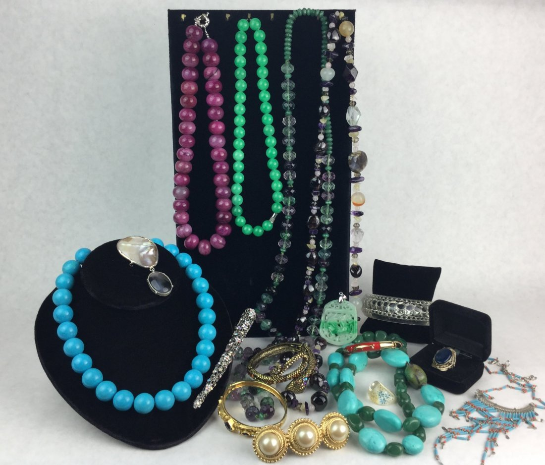 Designer Estate Jewelry Grouping