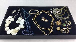 Estate Jewelry Grouping