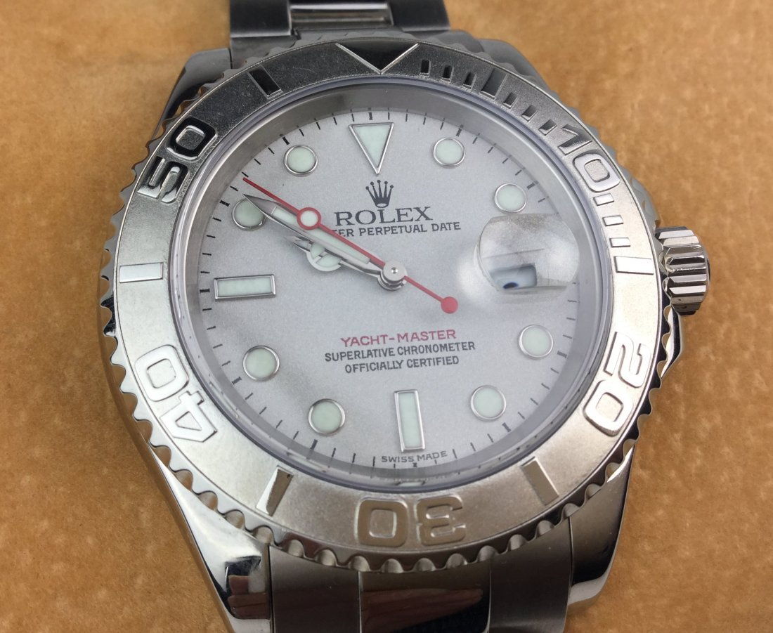 ROLEX Oyster Perpetual Date Watch