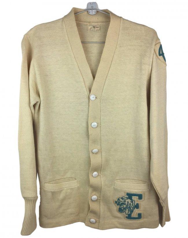 1948 Letterman's Sweater