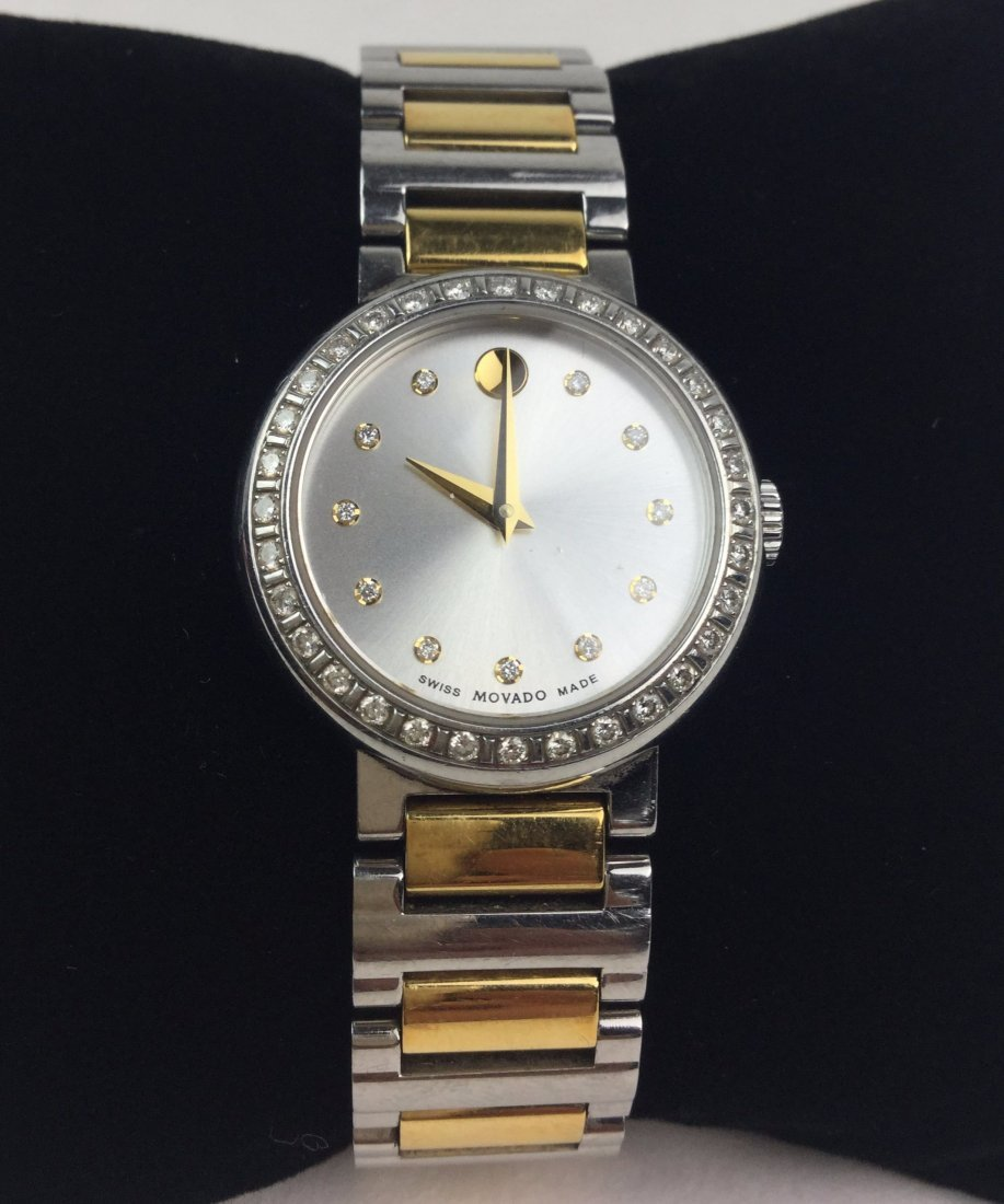 MOVADO Diamond Watch