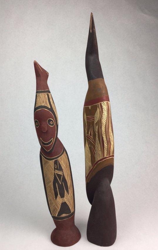 Aboriginal Digging Tools