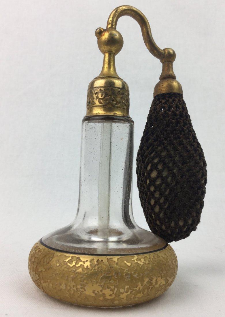 Devillbiss Perfume Bottle Atomizer