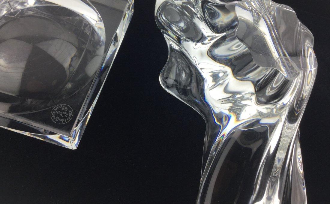 Baccarat Crystall Tray & Dish - 2