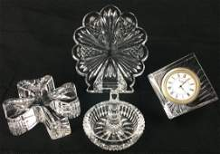 Waterford Cut Crystal Collection