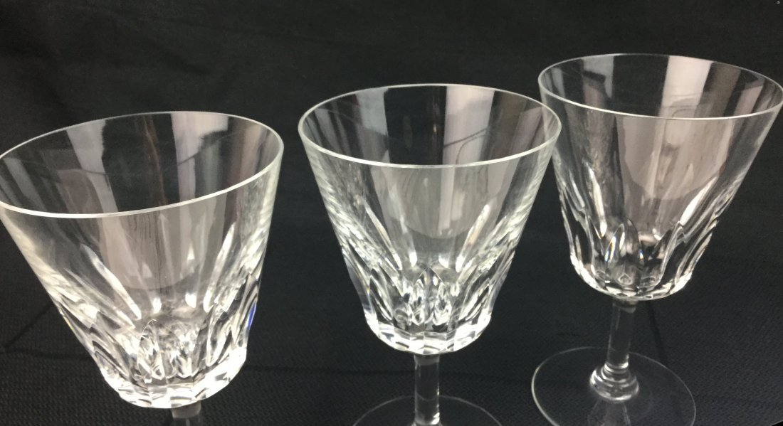 Baccarat Crystal Stemware with Cocktail Catalog - 3