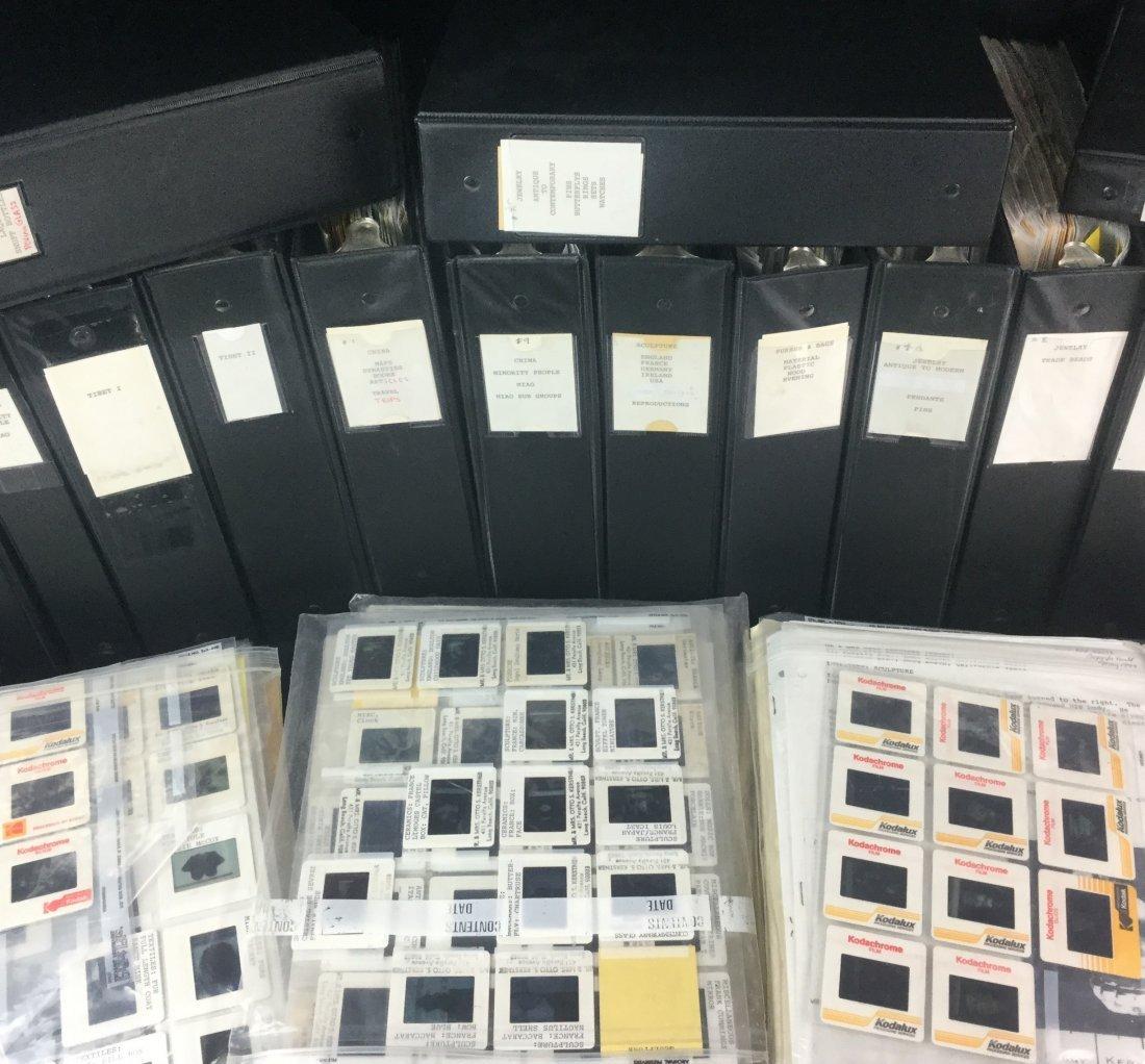 Famed Antique Collector Peggy Kerstner's Cataloging - 2