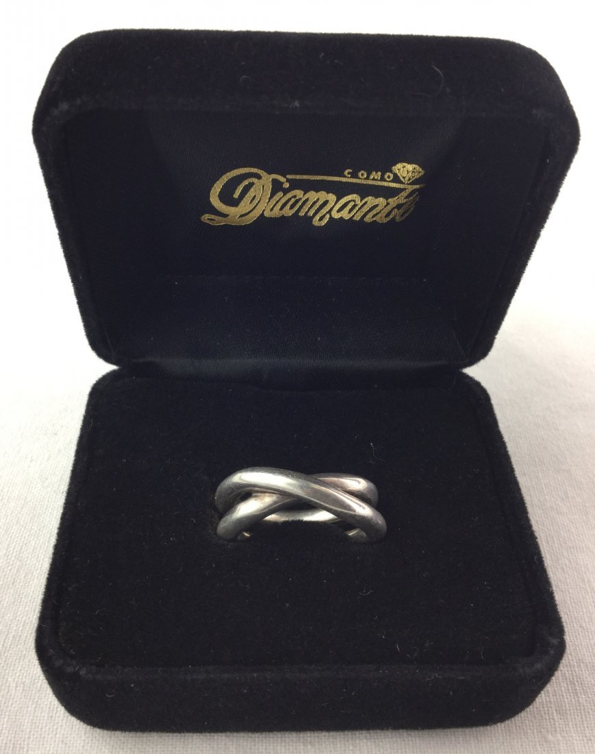 Tiffany & Co. Sterling Silver Paloma Picasso