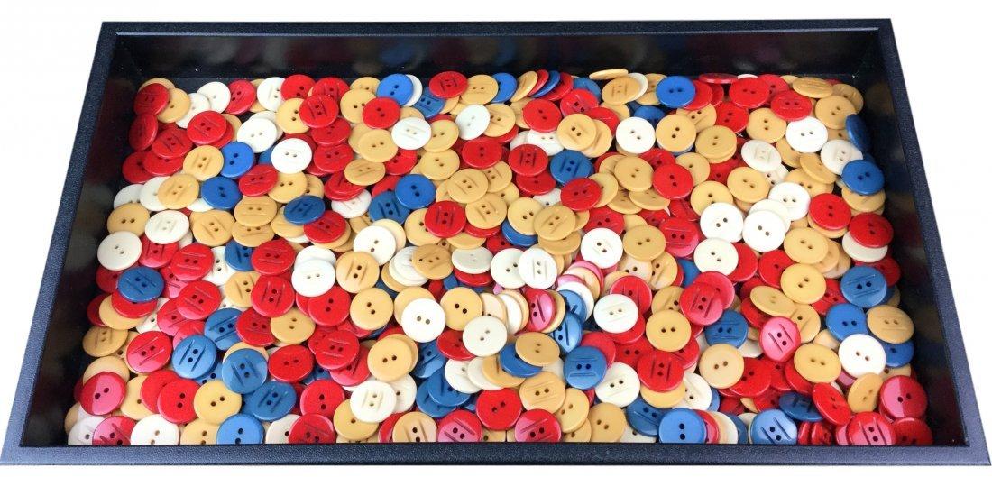 "Vintage Bakelite 3/4"" Button Collection - 2"