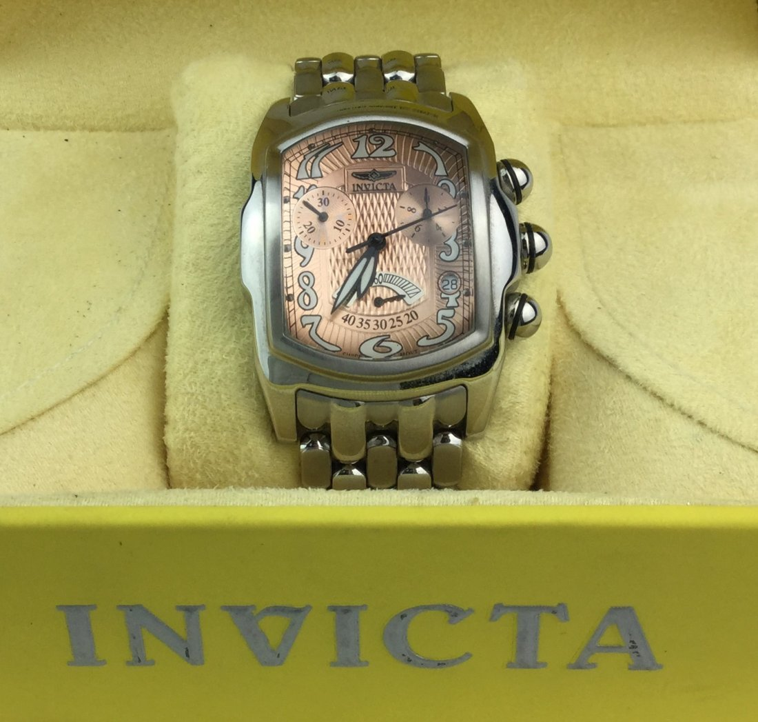 INVICTA Watch with Amazing Lupah model 2221