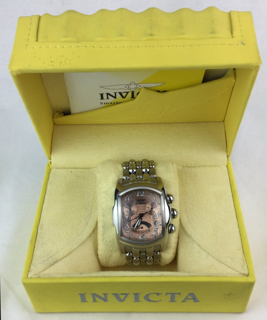 INVICTA Watch with Amazing Lupah model 2221 - 2