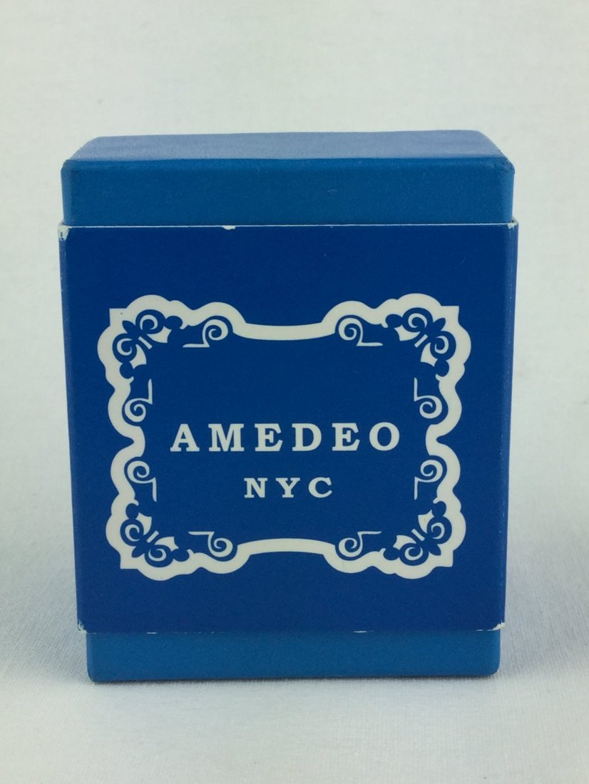 Hammered Bronze Cameo Owl Ring by Amedeo NYC - 3