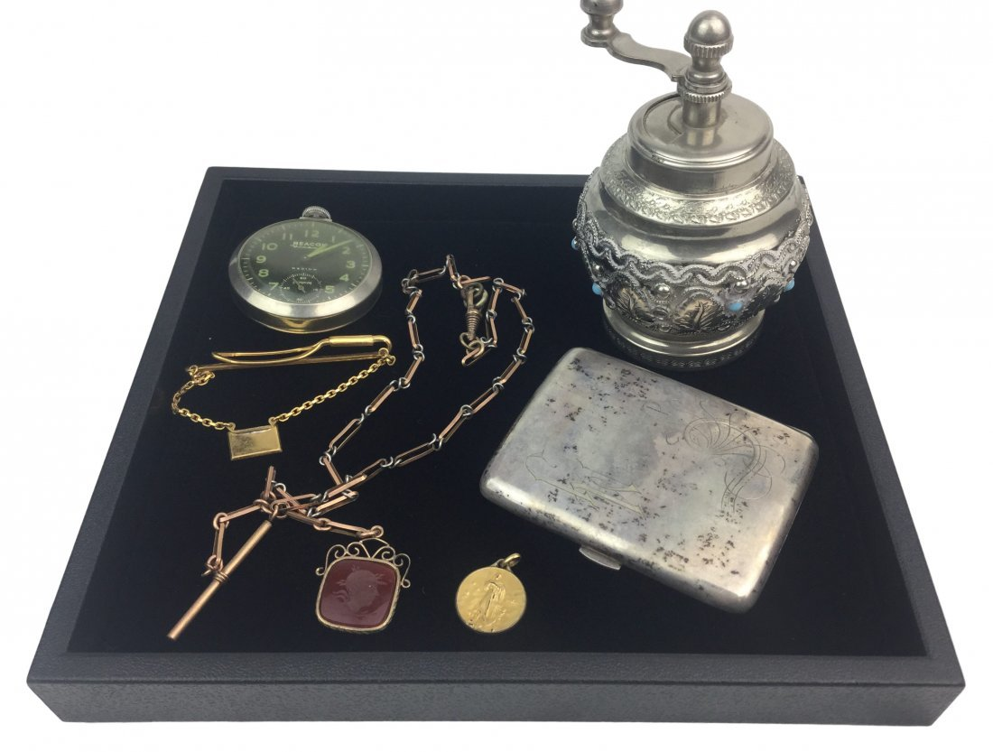 Assorted Estate Trinkets