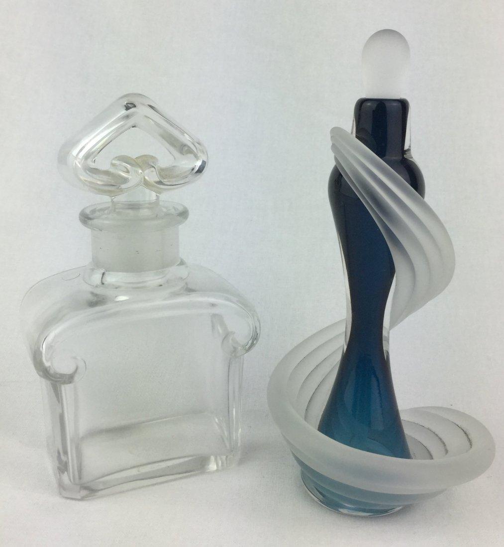 Designer Perfume Bottles from Peggy Kerstner Collection