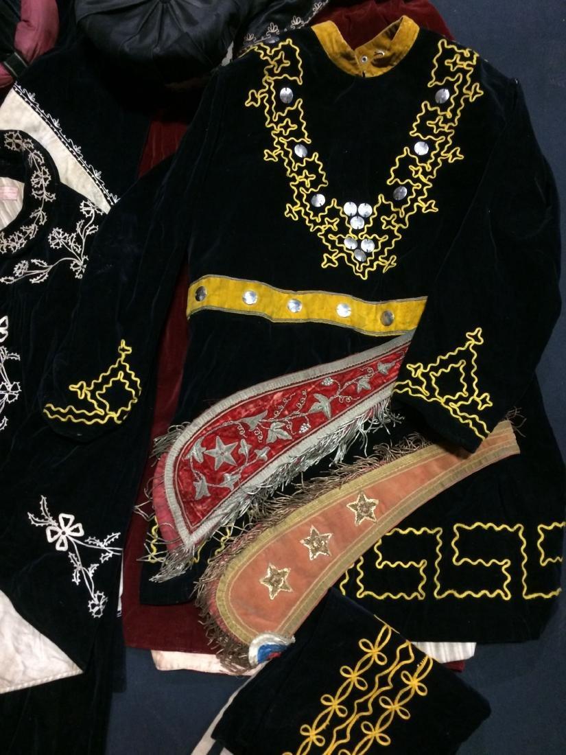 10 Pieces Odd Fellows Costume Clothing -- Masonic Lodge - 2