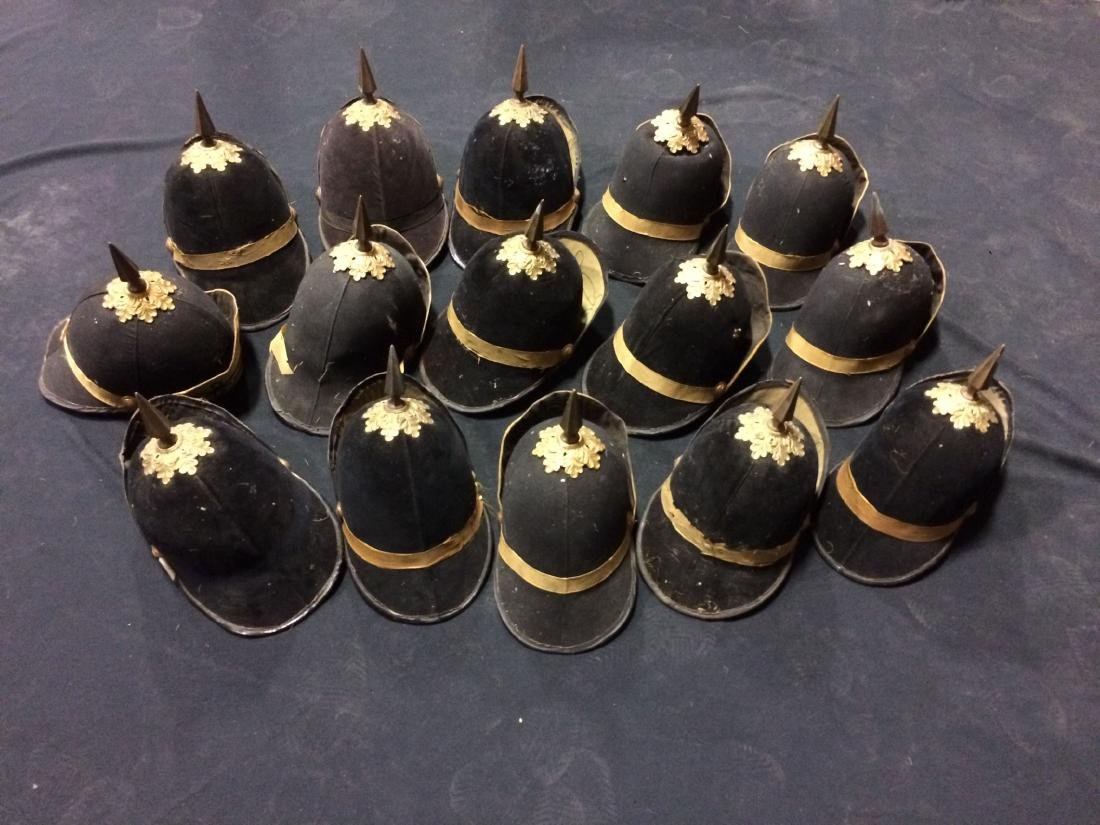 "15 Pieces Black & Gold Odd Fellows ""Hats"""
