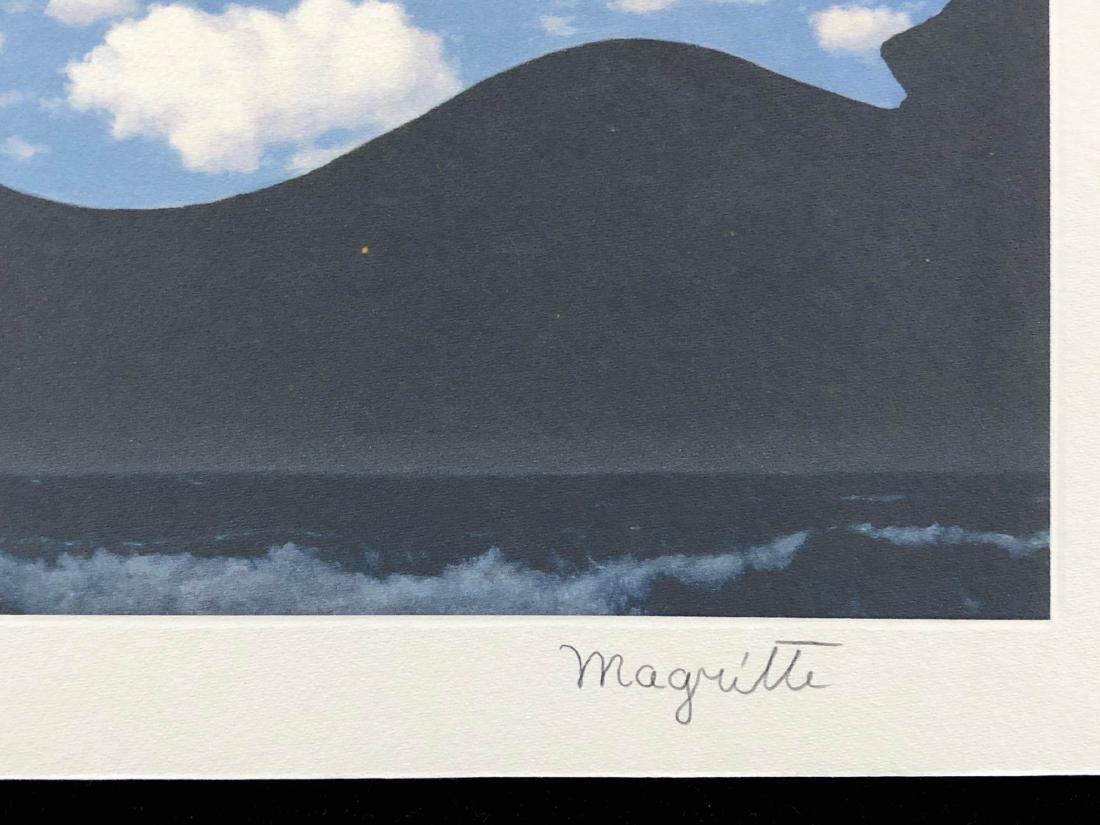 Rene Magritte (Belgian, 1898-1967) -- Sky Bird in - 3