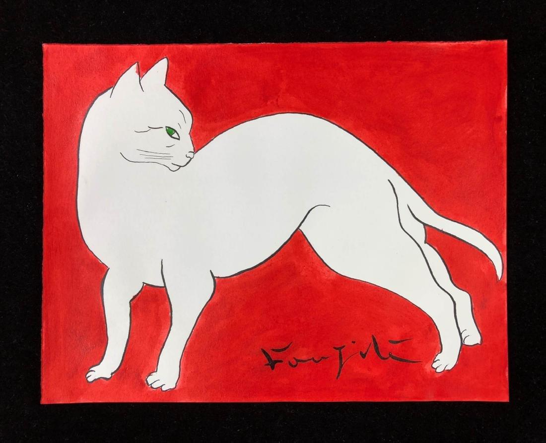 Leonard Tsuguharu Foujita (Japanese,1886 -1968) -- Hand